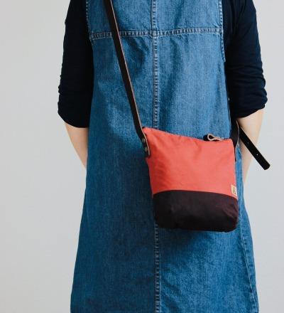 OFA: Purse Bag - Rust &