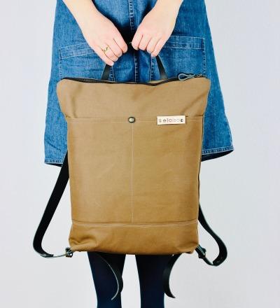 HANUA: Backpack - Sahara