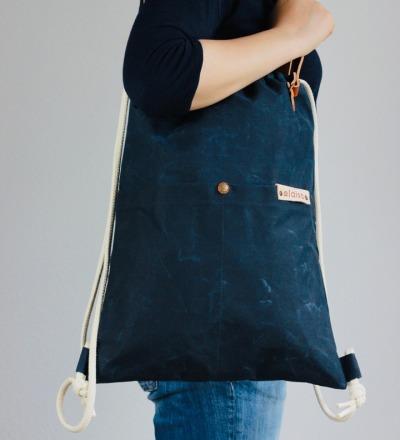 KAKO: Gymbag & Shopper - Marine