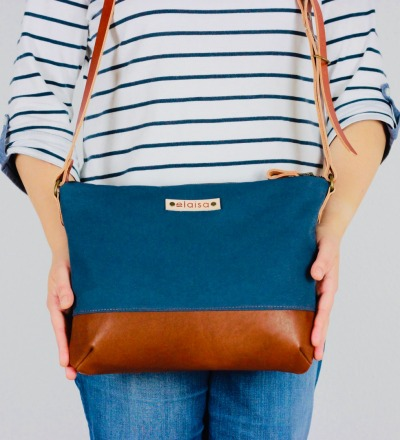 TAFA - Cross Body Bag -