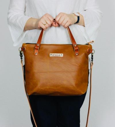 SINA - Handtasche aus Leder -
