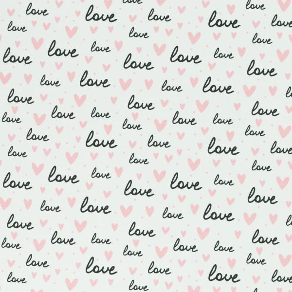 05 m Jersey Love Herzen weiß