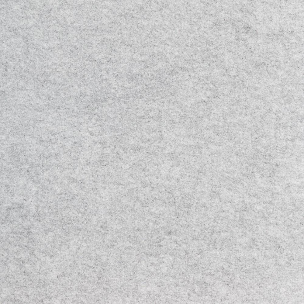 05 m Bündchen Feinripp hellgrau meliert