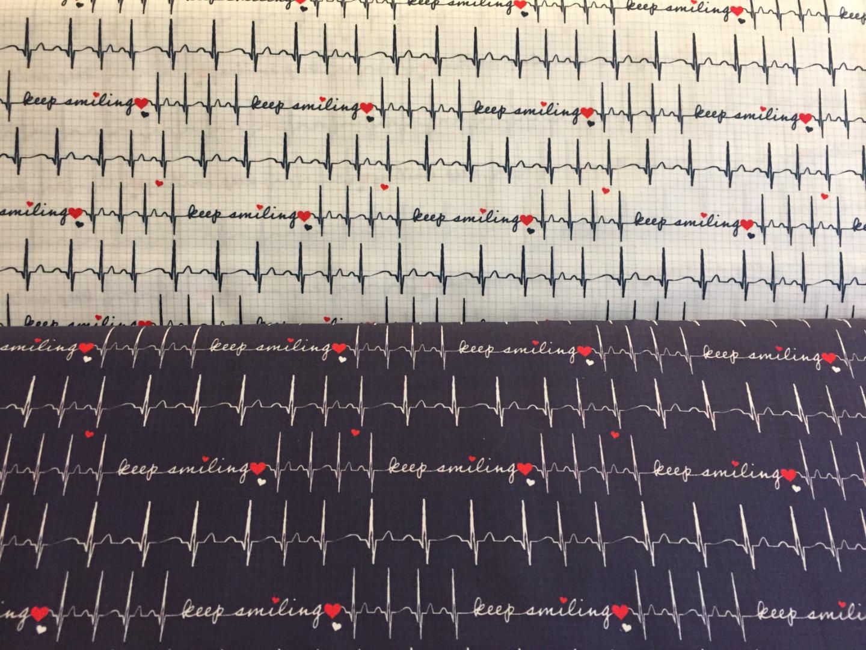 BW Webware EKG weiß oder Dunkelblau