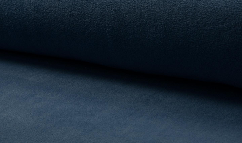05m Fleece jeansblau