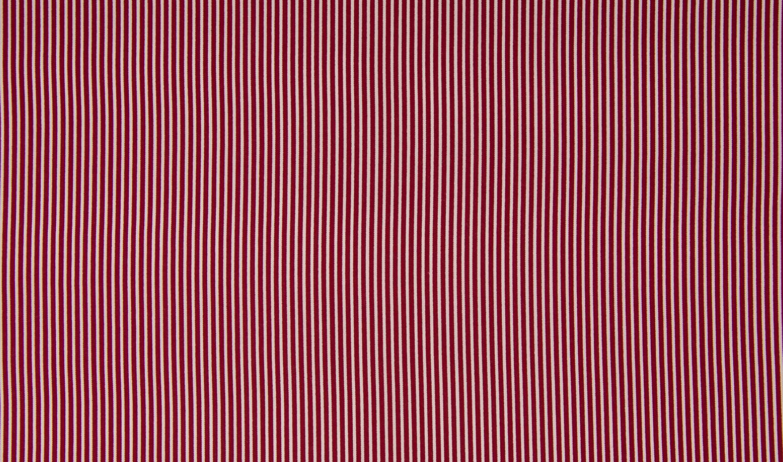 05 m BW Webware Streifen rot-weiß