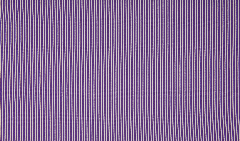05 m BW Webware Streifen lila-weiß