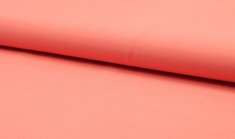05 m Viskose Webware pfirsich