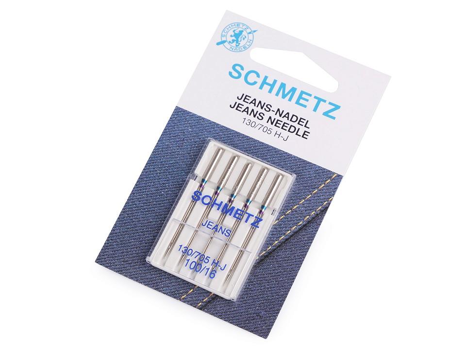 Schmetz Jeans 100er Nähmaschinennadeln