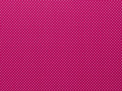 BW Webware kleine Punkte 2mm pink