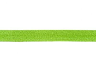 05 m Schrägband Jersey grün