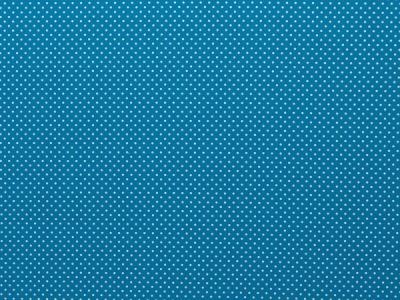 BW Webware kleine Punkte 2mm blau