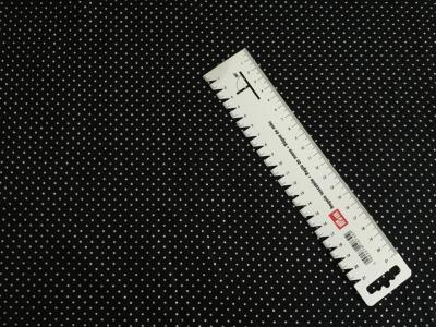05 m Jersey schwarz weiß kleine