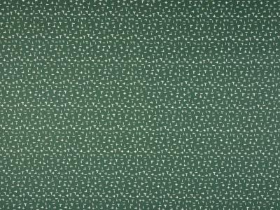 05 m BW Webware Striche grün-weiß