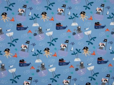 05 m Jersey hellblau Sea Life