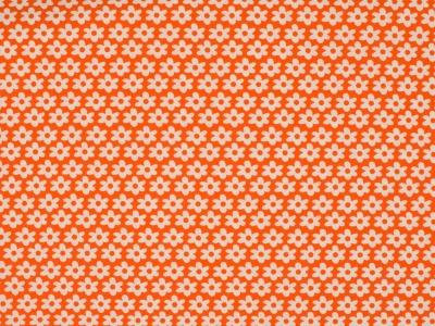 05 m BW Webware Flowers orange