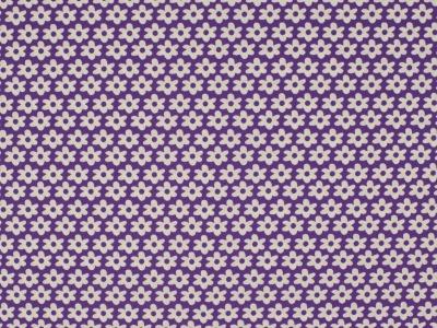 05 m BW Webware Flowers lila