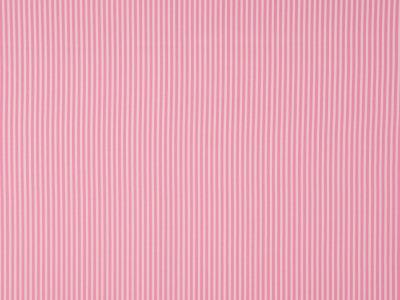 05 m BW Webware Streifen rosa-weiß