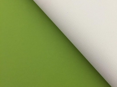 Kunstleder grün - 2 Größen möglich