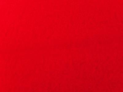 Filzzuschnitte für Heidi hellgrau rot