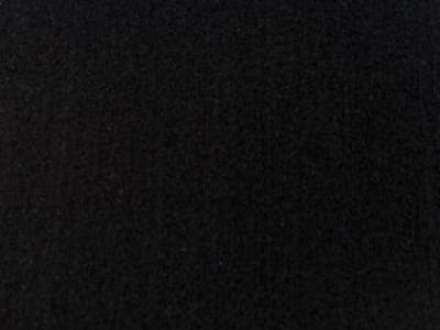 Textilfilz mm ideal für Taschen schwarz