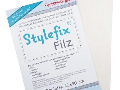Stylefix Filz von Farbenmix