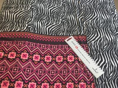 Viskose Jersey Zebra Crossing by Jolijou