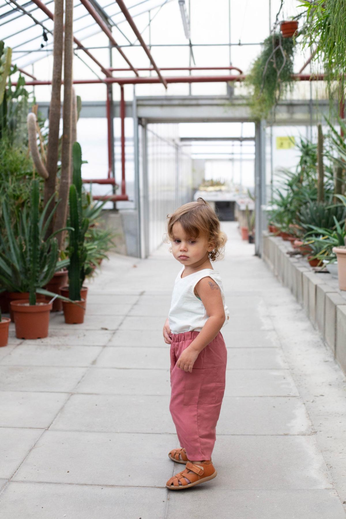 Pamplona Pants Hose Culotte mit Taschen