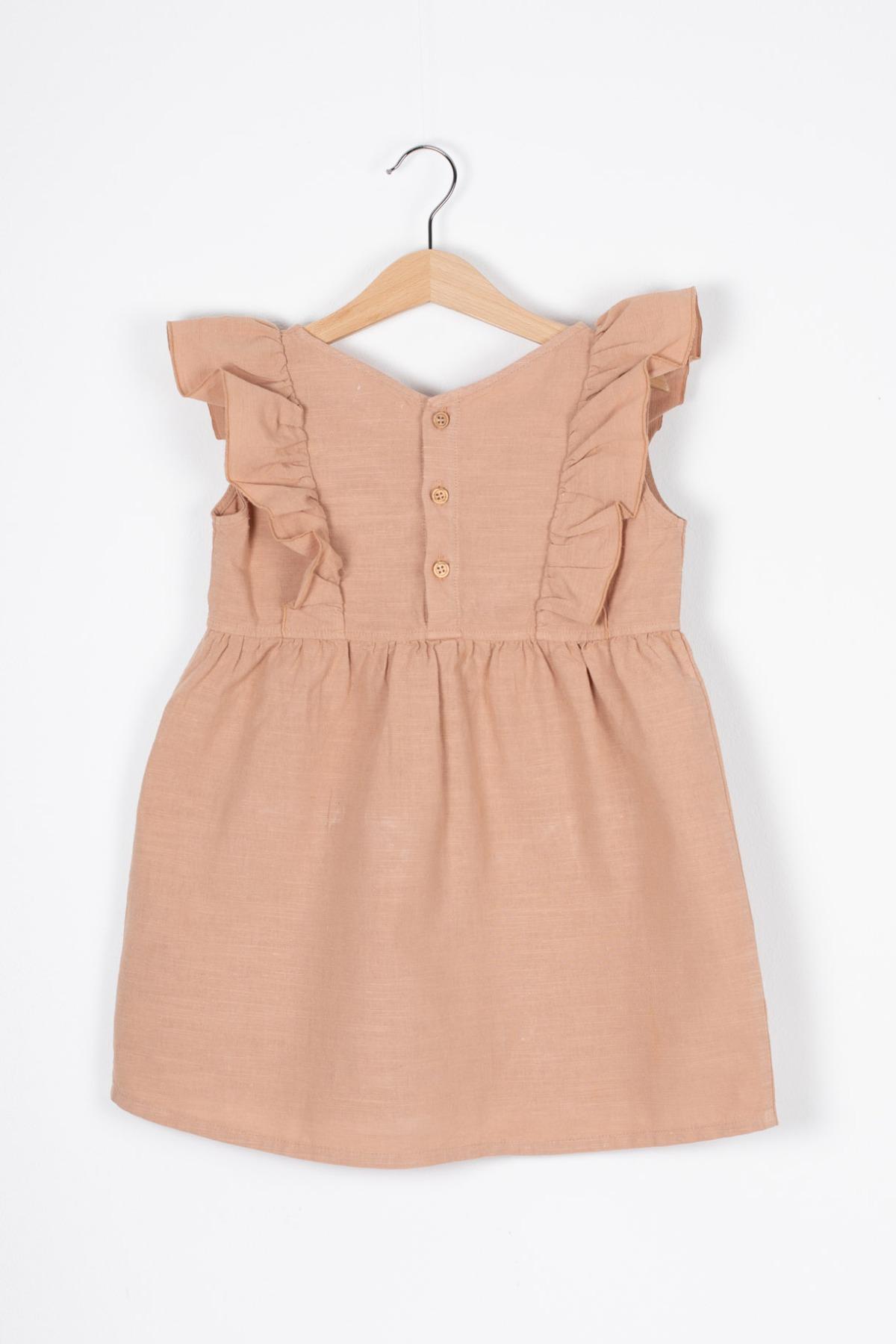 Mollet Tunika Tunic dress with flounces