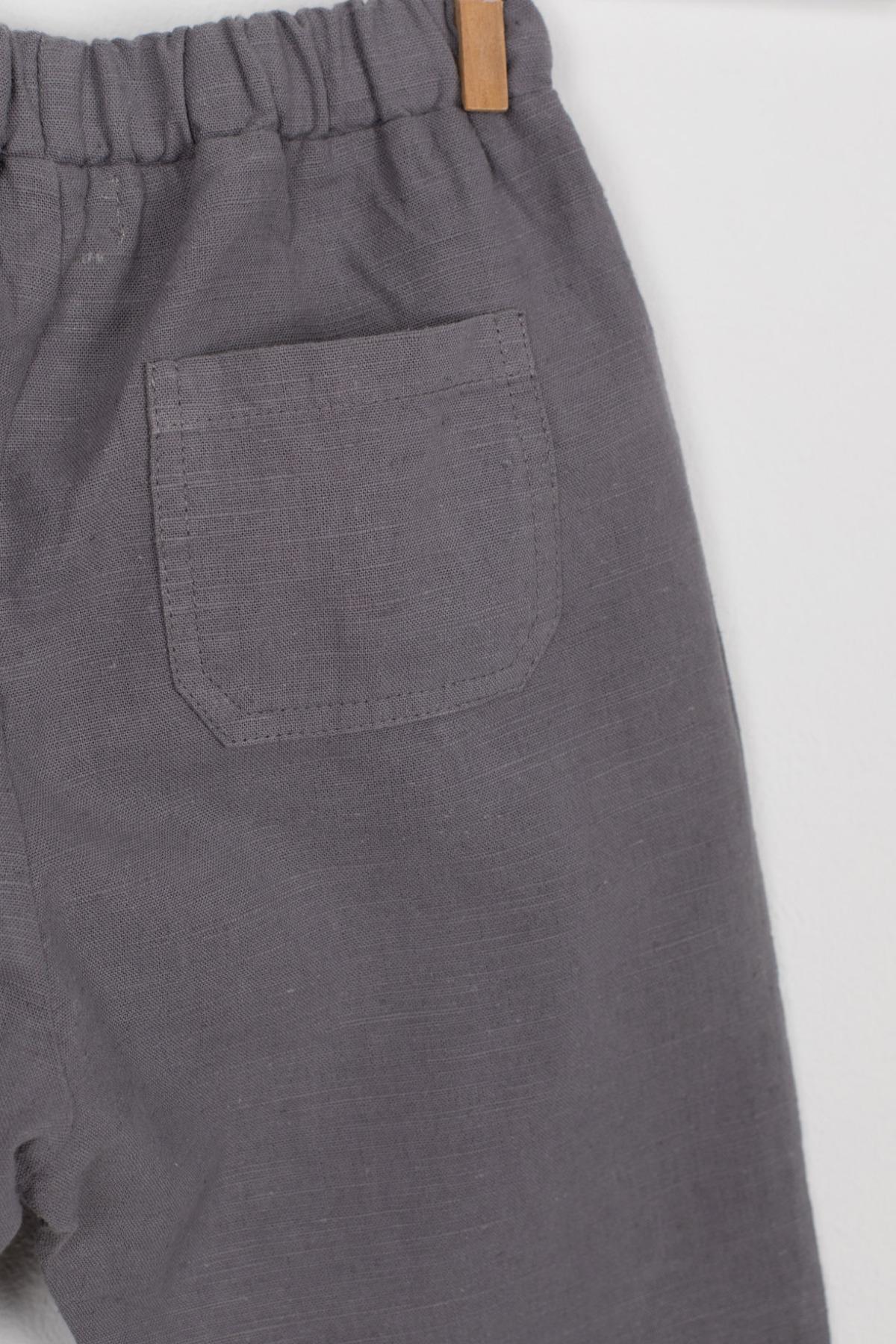 Girona Pants Lässige Hose mit Seitentaschen
