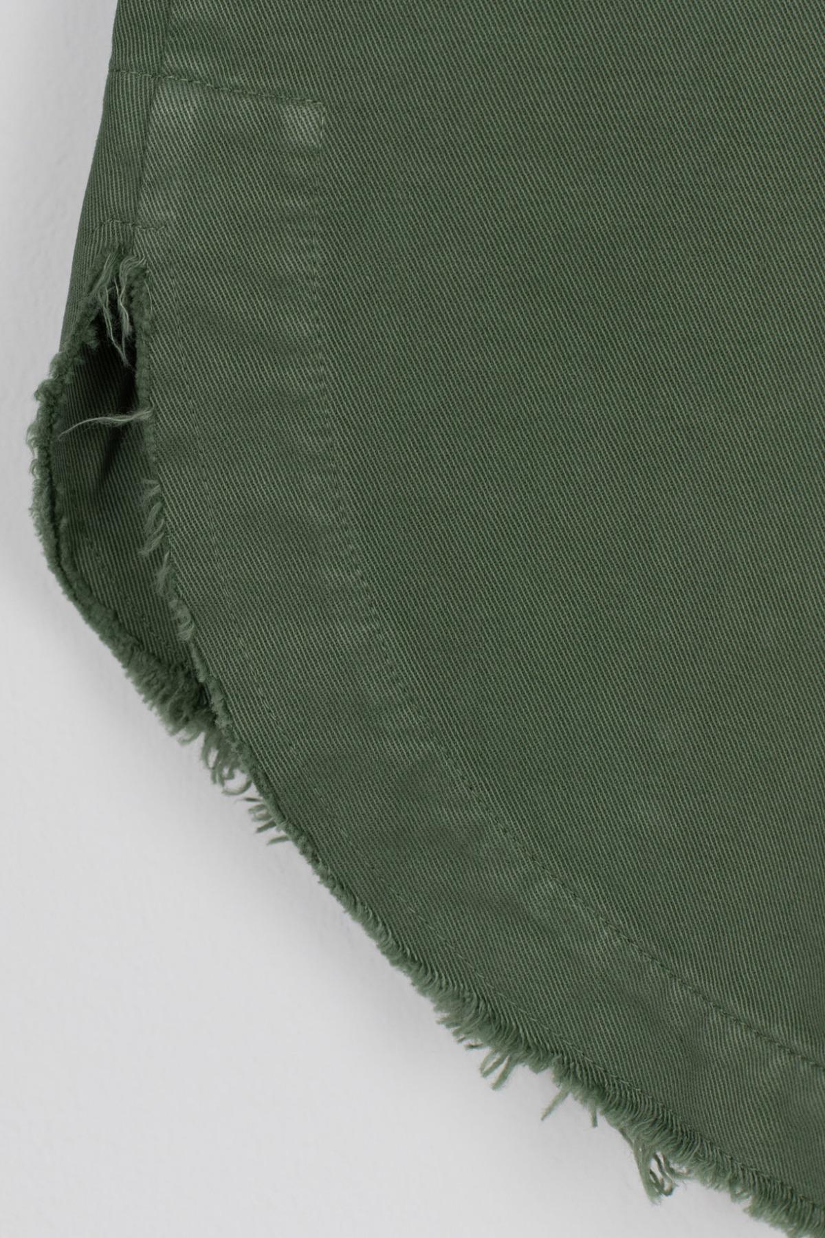 Cordoba Jacket Oversize Jacke mit Taschen