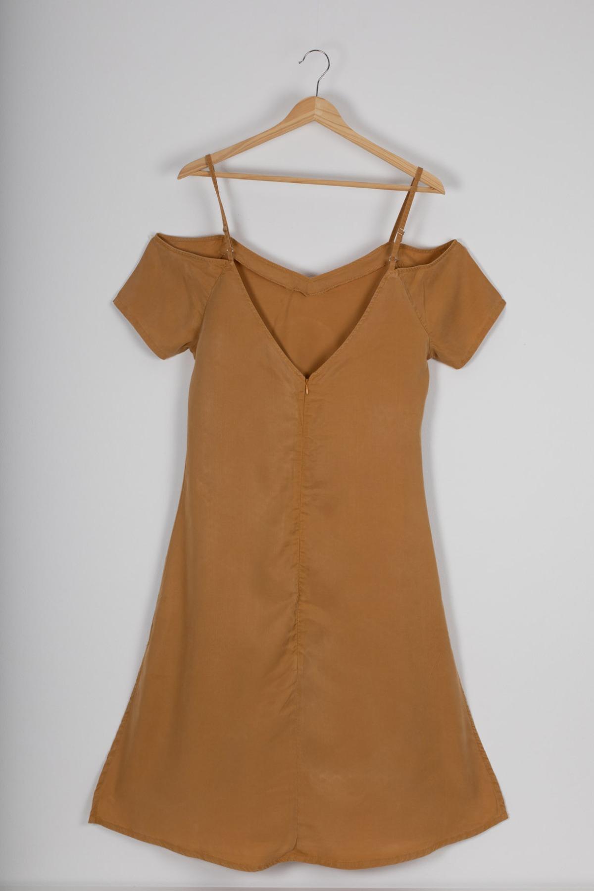 Barcelona Dress Kleid mit Spaghettiträger und