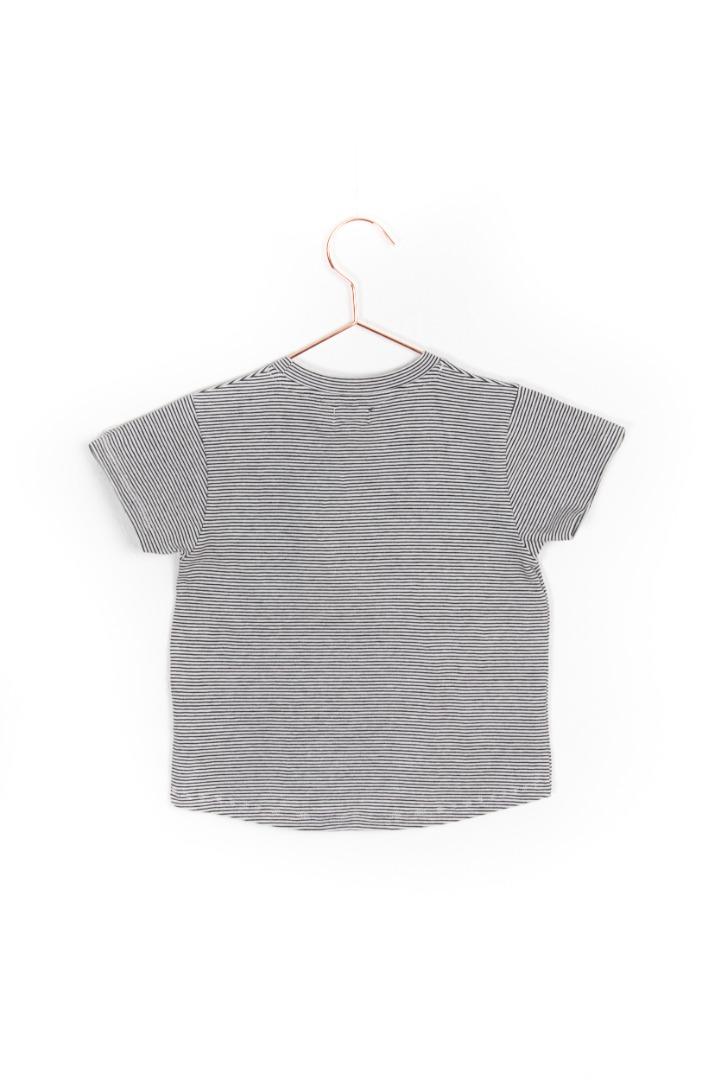 Costa Maresme Tee Oversize T-Shirt gestreift