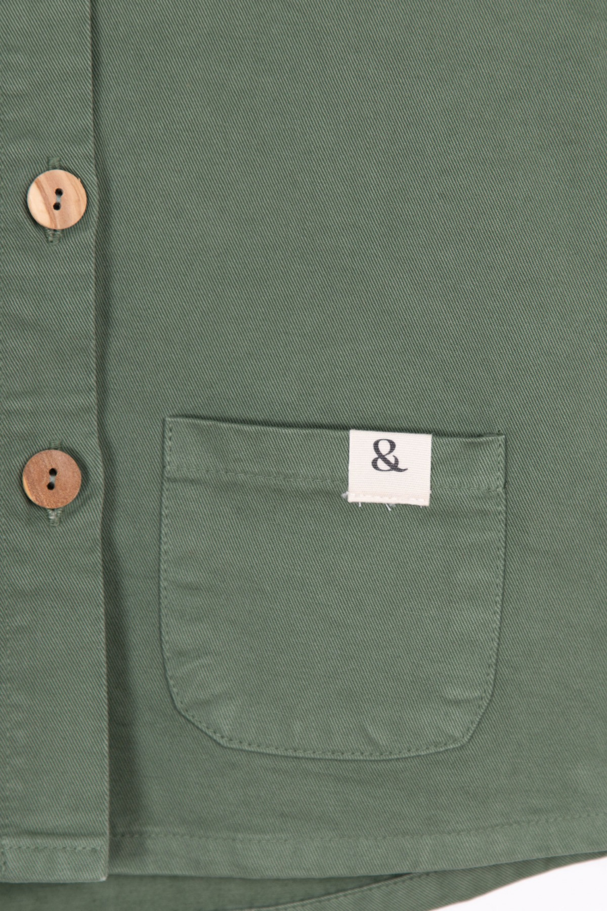 Bilbao Jacket Unisex Jacke mit aufgesetzter