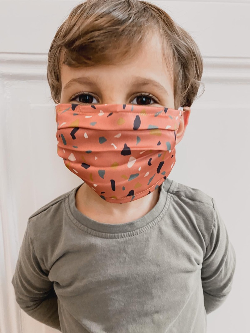 Community-Maske Kids