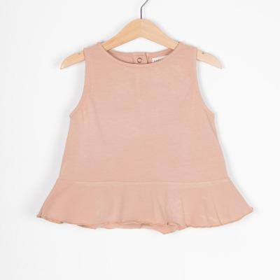 Costa Dorada Top sleeveless top with