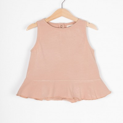 Costa Dorada Top sleeveless top with