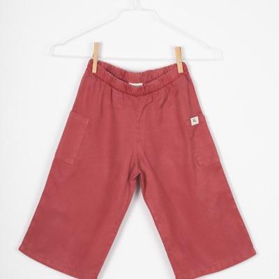 Pamplona Pants Culotte pants with pockets