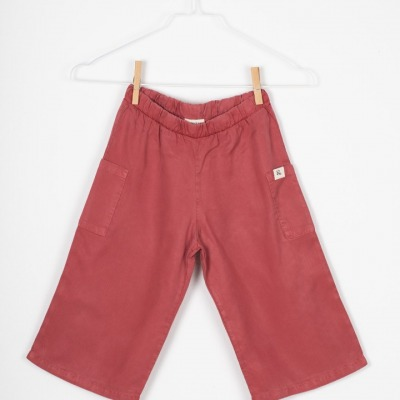 Pamplona Pants Culotte pants with pockets