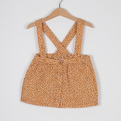 Mataro Skirt Bib skirt with removable