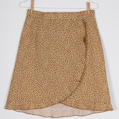 Oviedo Rock Playful skirt with wrap