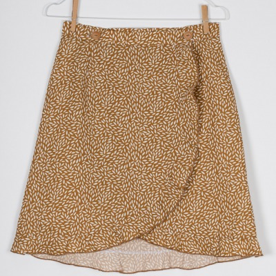 Oviedo Rock Playful skirt with wrap