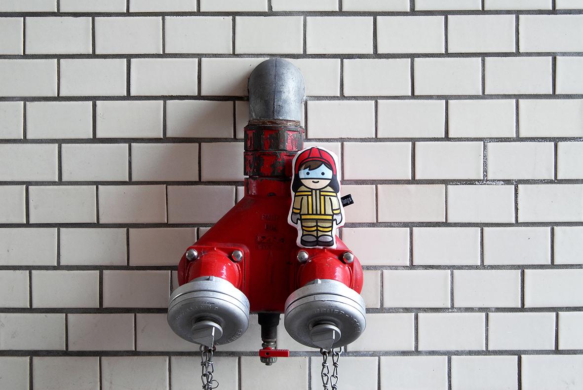 Feuerwehrheld Rassel