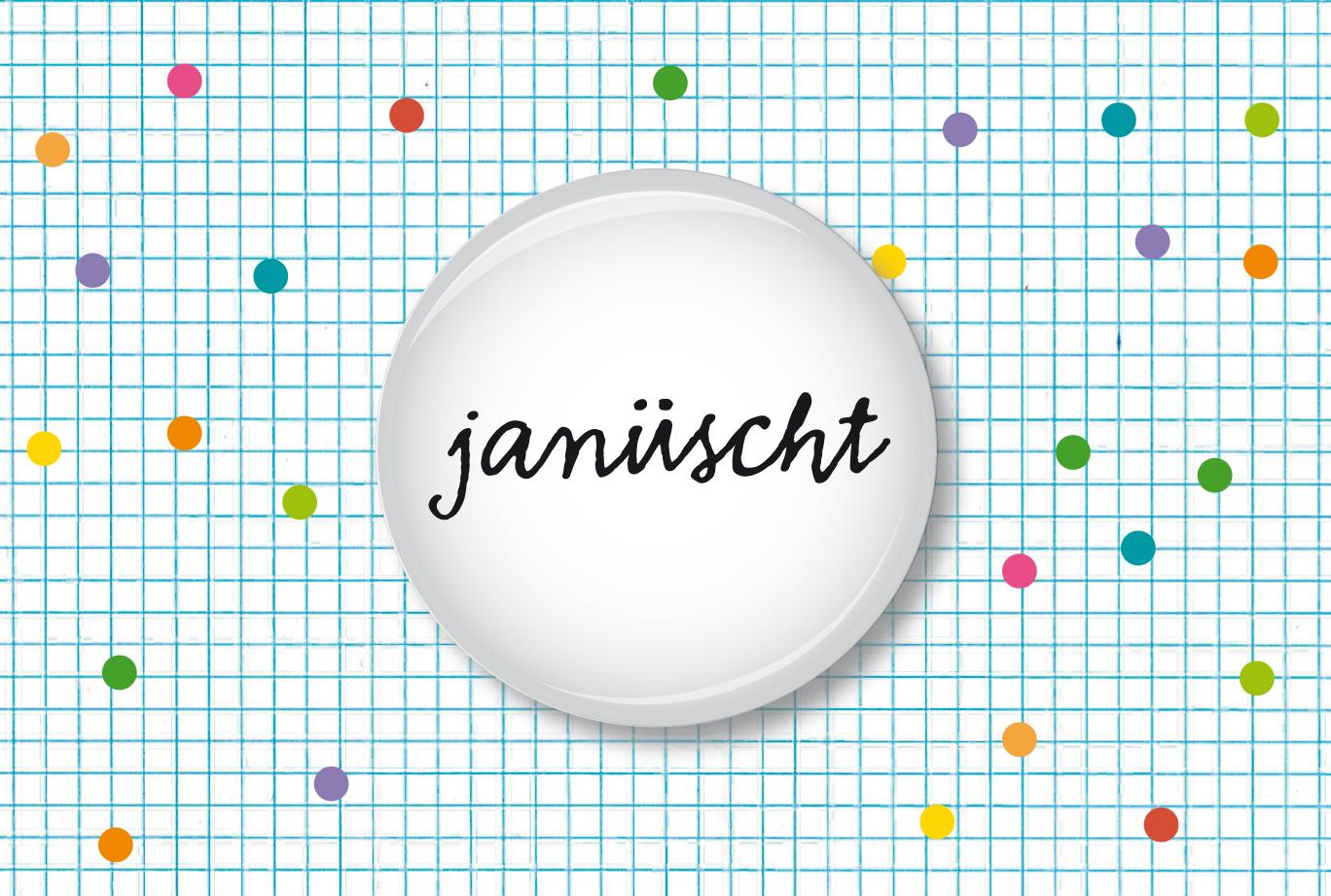 Button janüscht - 1