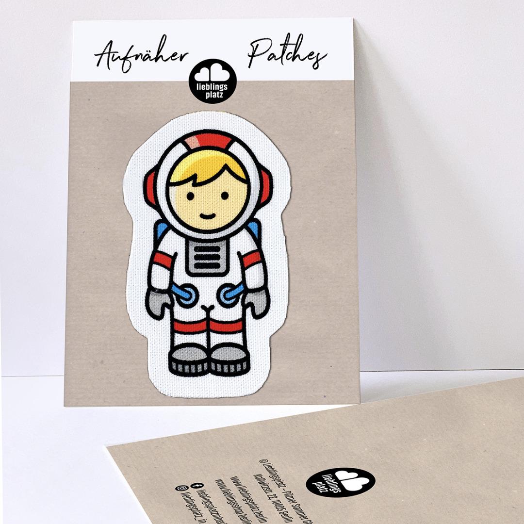Aufnäher Astronaut