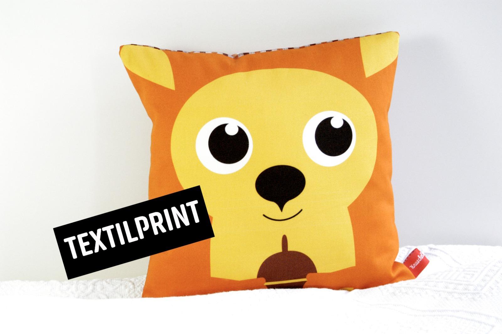 Textilprint zum selber nähen für das
