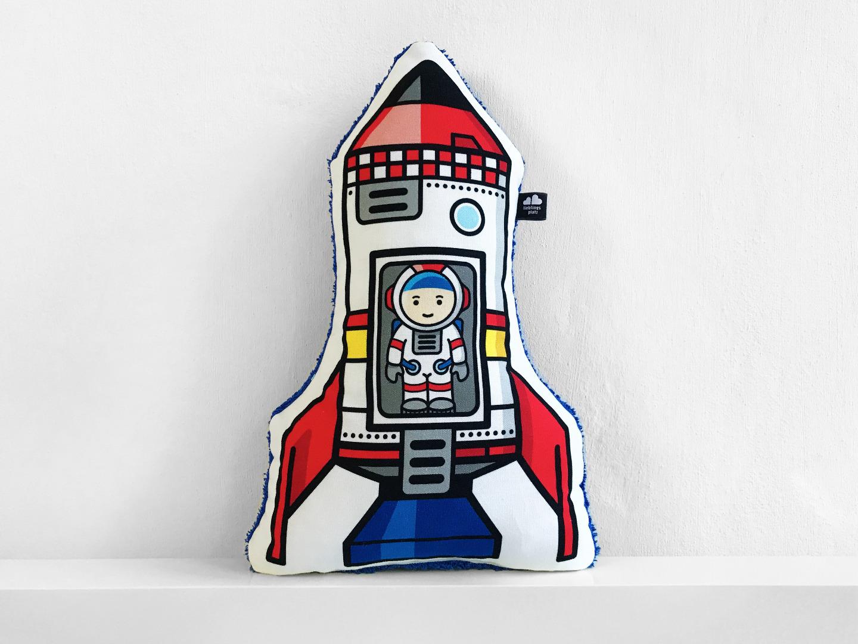 Raketenkissen Astroalex 2