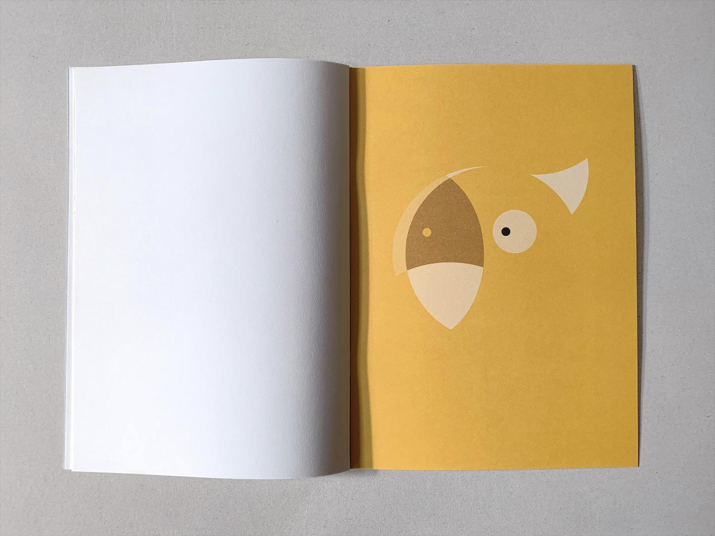 Notizheft Circimals DIN A5 Notizbuch Skizzenbuch - 3