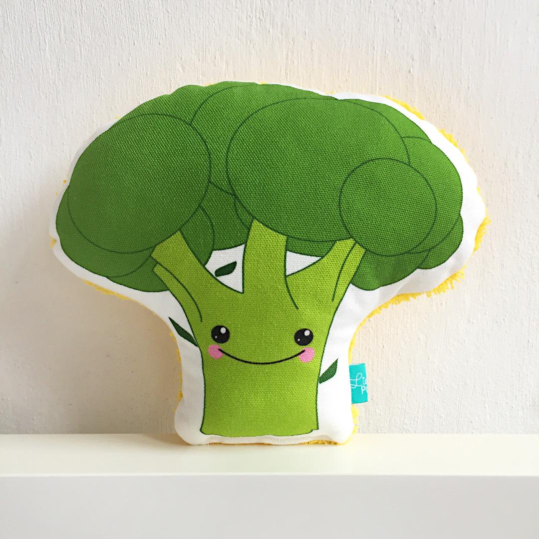 Brokkoli Rassel, Gemüserassel, Vegetable, gesunde Rassel - 2