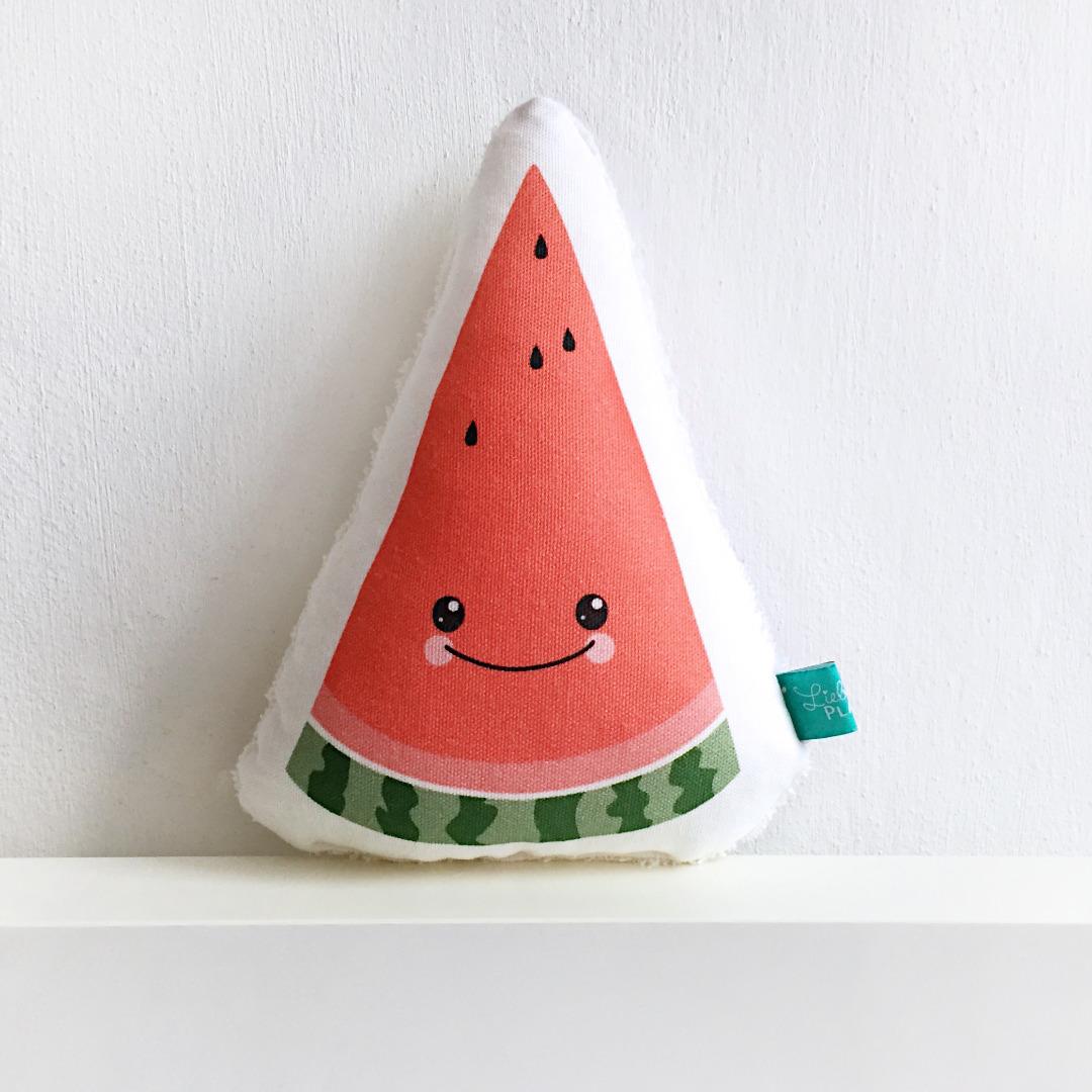 Melonen Rassel, Gemüserassel, Vegetable, gesunde Rassel